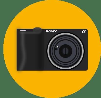 Sony α6400 E-mount Camera