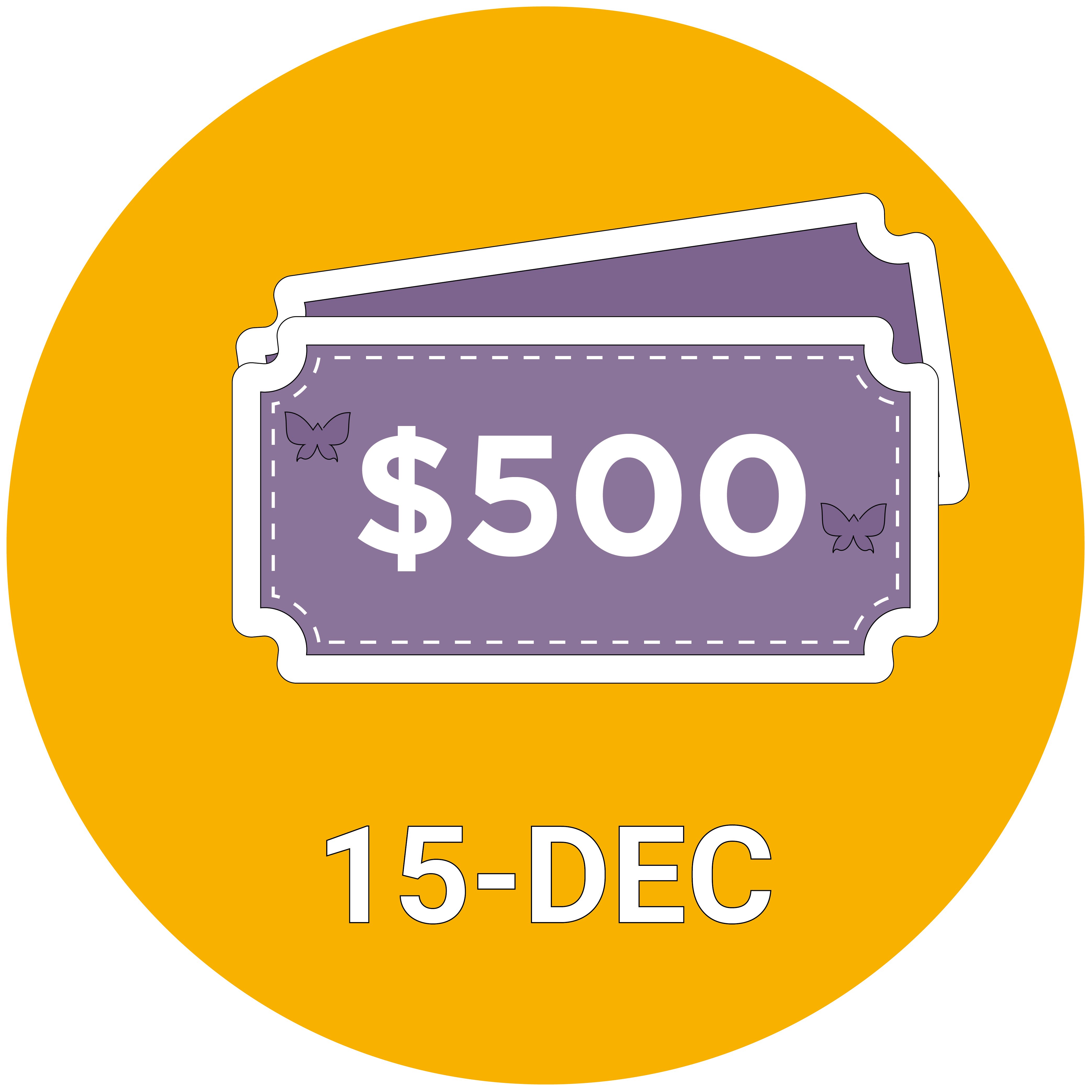 S$500 iShopChangi vouchers